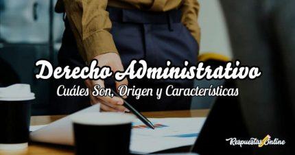 Cuáles son las fuentes del derecho administrativo