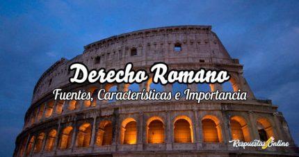 Fuentes del derecho en la antigua roma